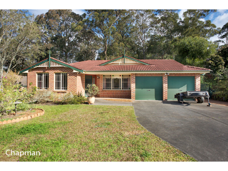 5 Gahnia Way, Winmalee, NSW 2777