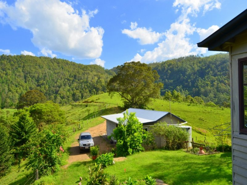 234 Harpers Creek Rd, Conondale, Qld 4552