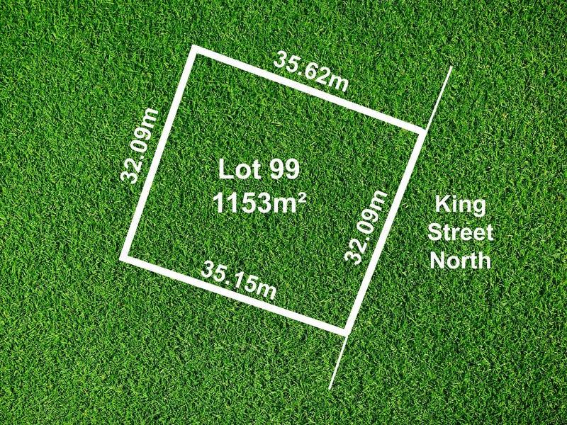 Lot 99, 25 King Street North, Stockwell, SA 5355