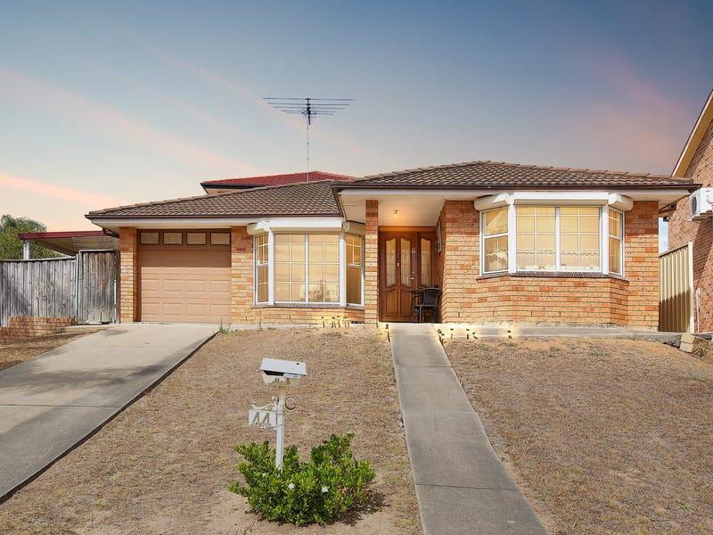 44 Alicante Street, Minchinbury, NSW 2770