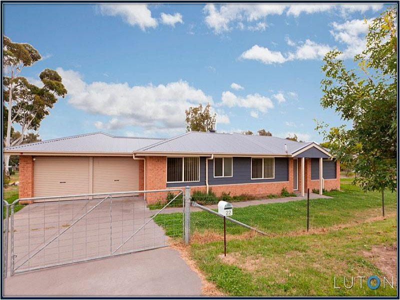 22 Jim Bradley Crescent, Uriarra Village, ACT 2611