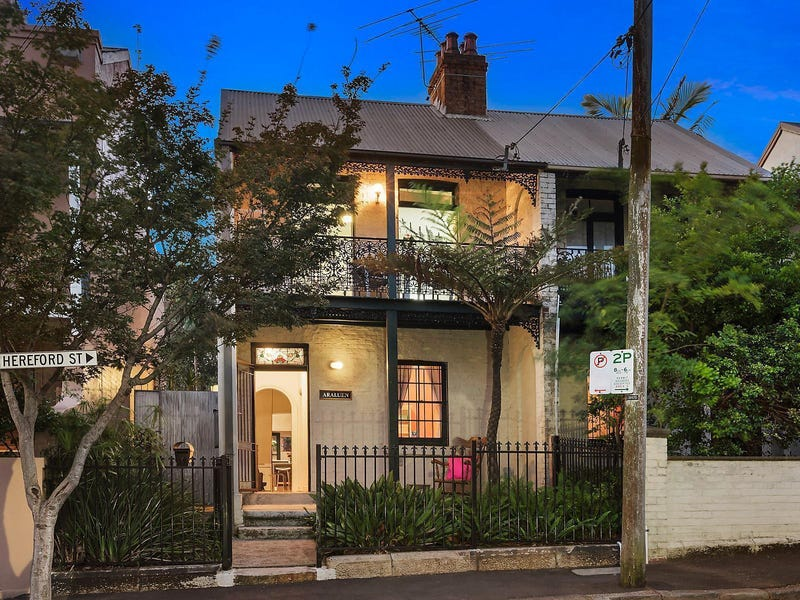 91 Hereford Street, Forest Lodge, NSW 2037