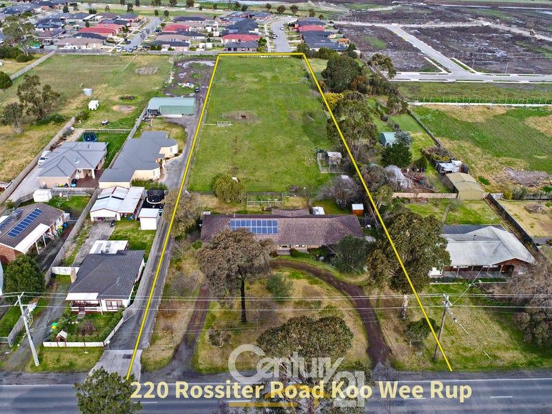 220 Rossiter Road, Koo Wee Rup, Vic 3981