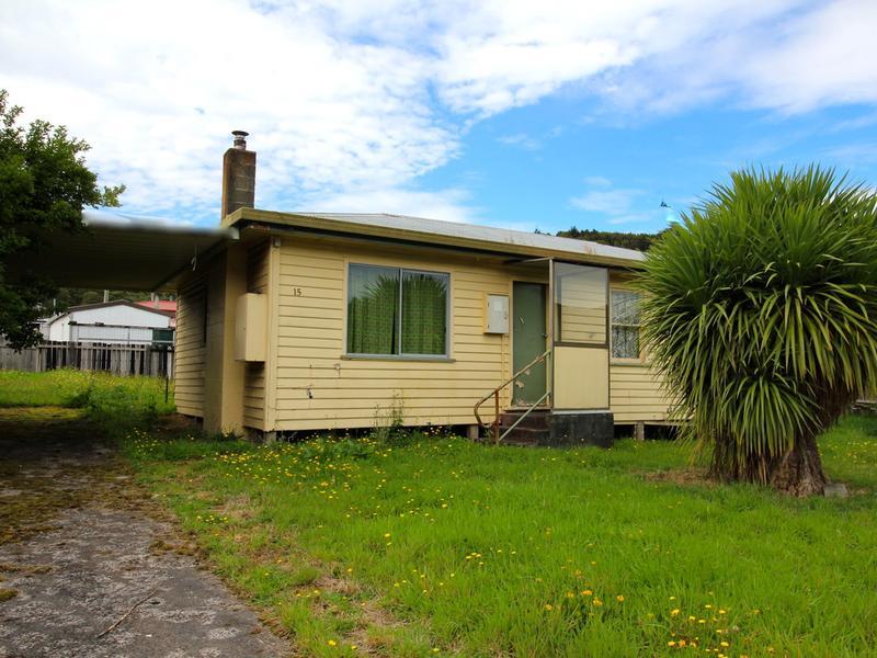 15 Evans Street, Queenstown, Tas 7467