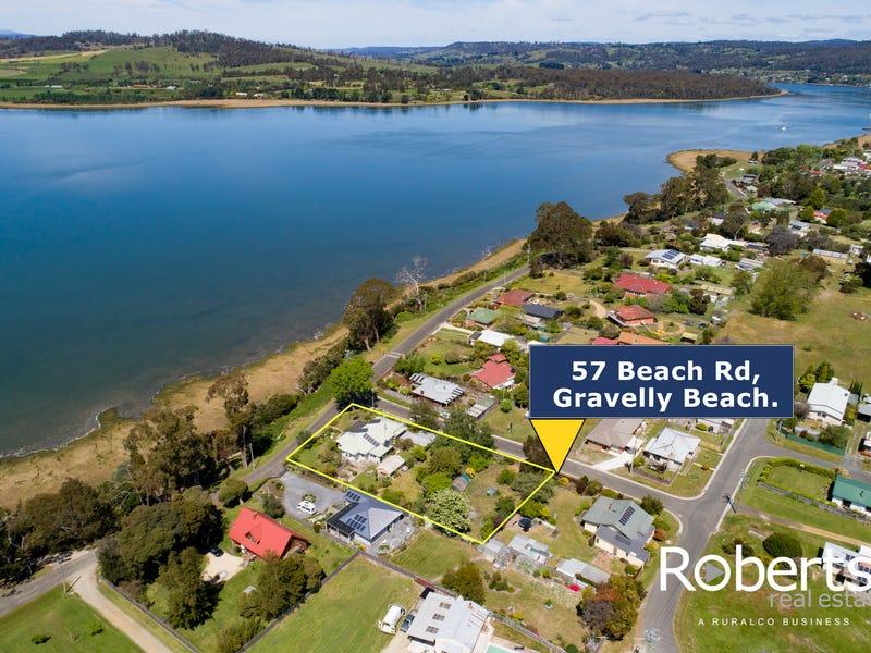57 Beach Rd, Gravelly Beach, Tas 7276