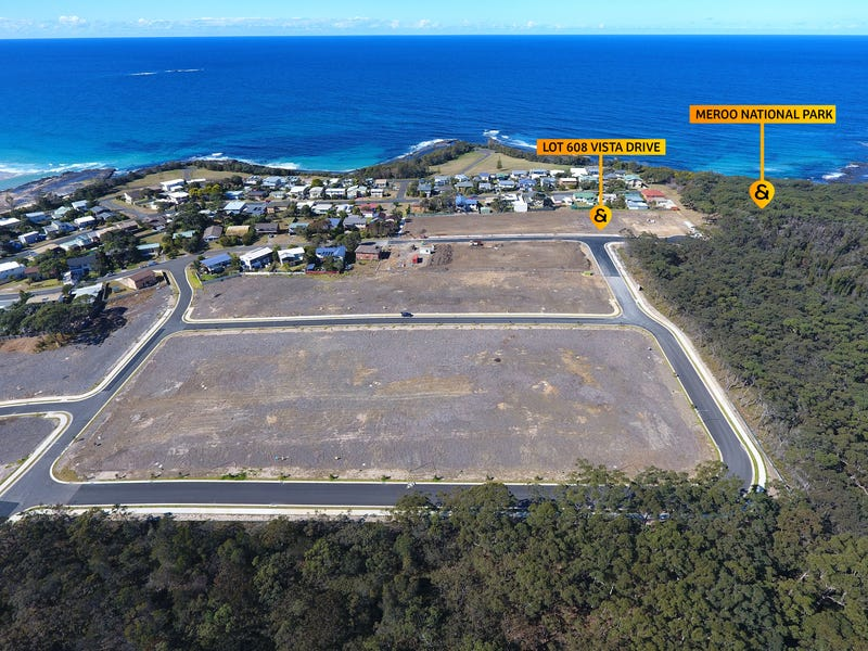 Lot 608 Vista Drive Seaside Estate - Stage 6, Dolphin Point, NSW 2539