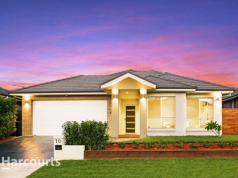 10  Watercress Street, The Ponds, NSW 2769