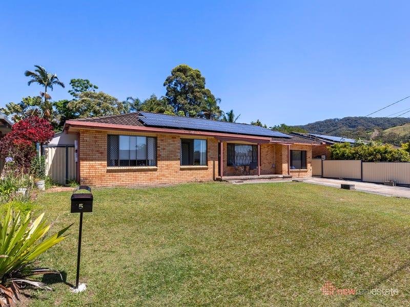 5 Michelle Close, Coffs Harbour, NSW 2450