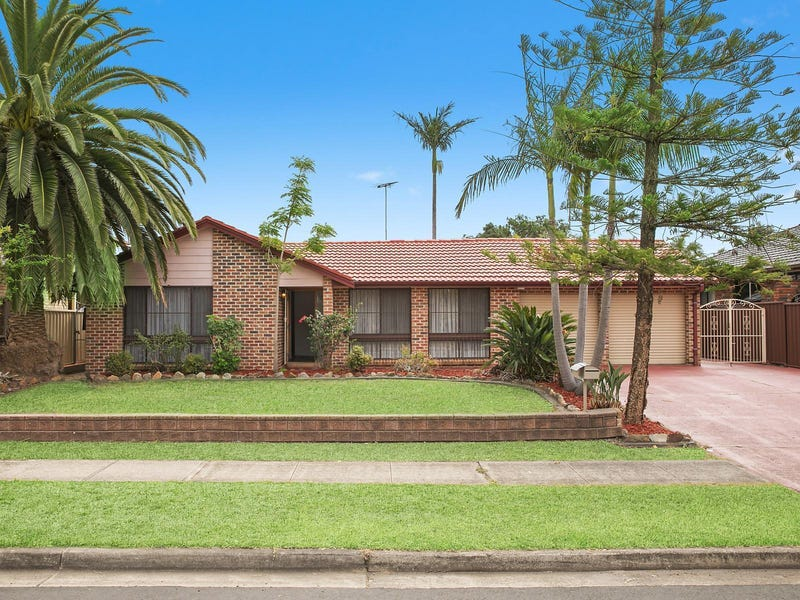95 Sweethaven Road, Edensor Park, NSW 2176