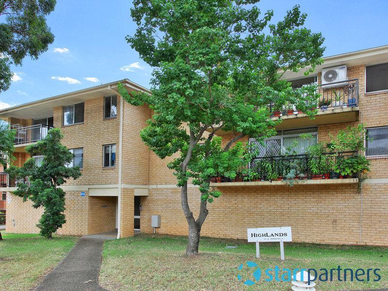 6/30-34 Birmingham Street, Merrylands, NSW 2160