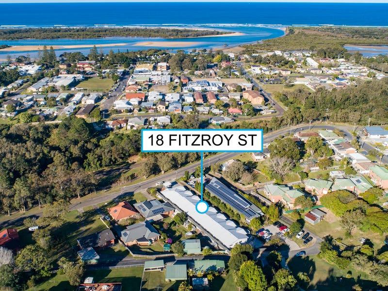 3/18 Fitzroy Street, Urunga, NSW 2455