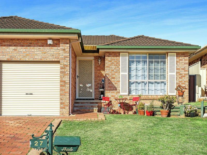 27 Zappia Place, Edensor Park, NSW 2176