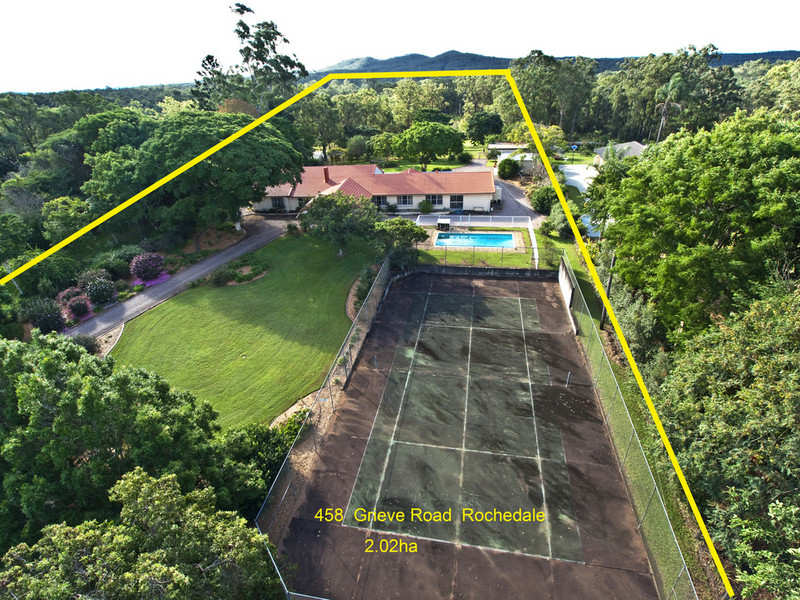 458 Grieve Road, Rochedale, Qld 4123
