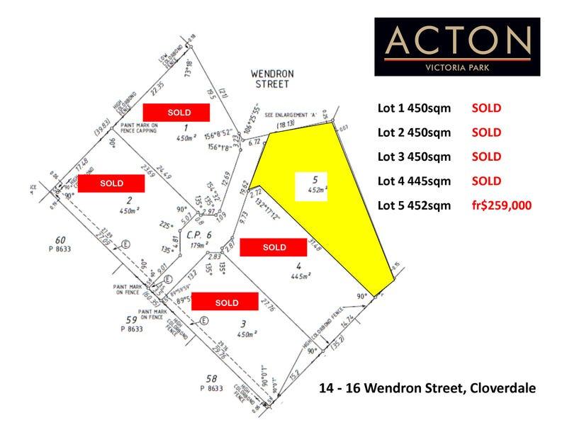 5/14 Wendron Street, Cloverdale, WA 6105