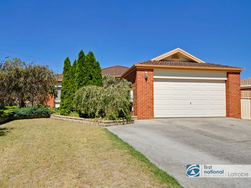 8 Conway Court, Traralgon, Vic 3844