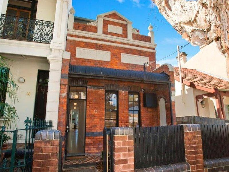 20 Malcolm Street, Erskineville, NSW 2043