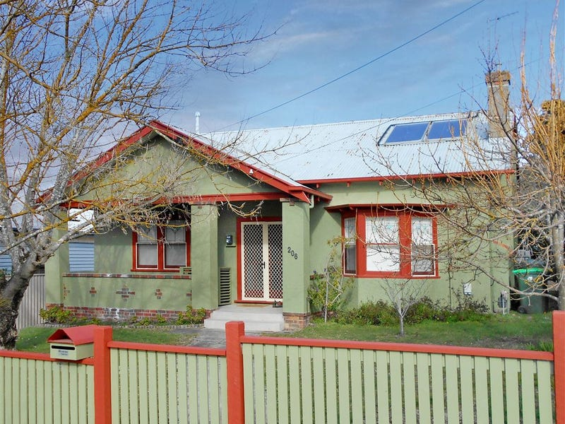 206 Chisholm Street, Soldiers Hill, Vic 3350