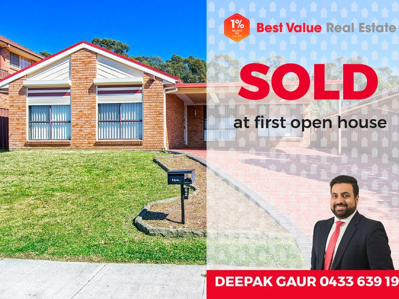 62 Acropolis Avenue, Rooty Hill, NSW 2766