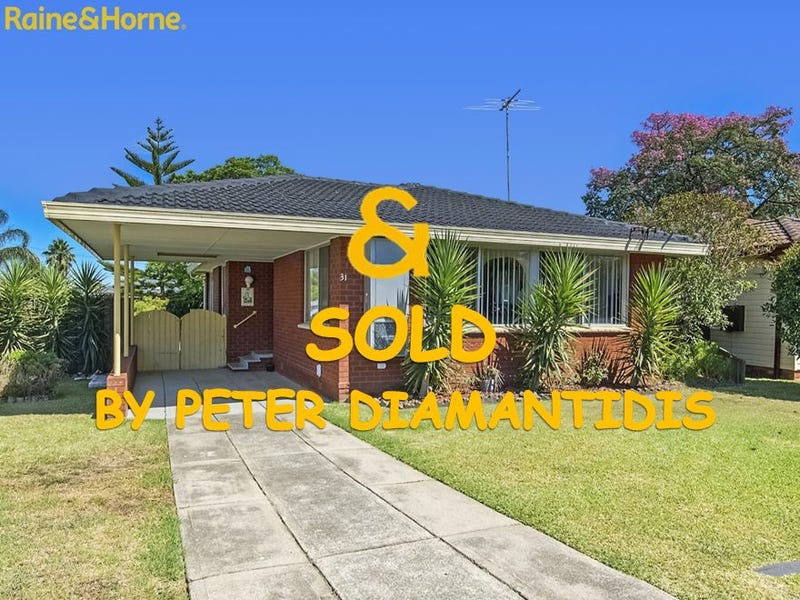 31 MURRAY STREET, St Marys, NSW 2760