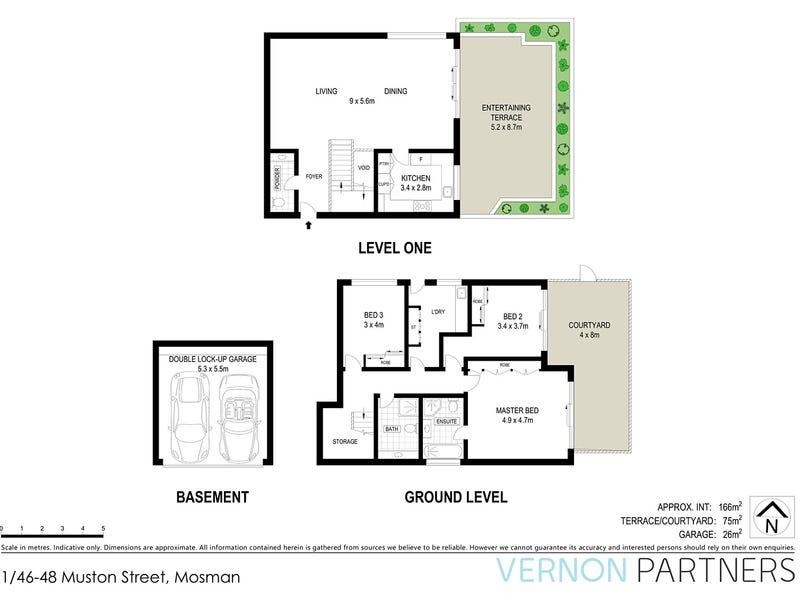 A/46-48 Muston Street, Mosman, NSW 2088 - floorplan