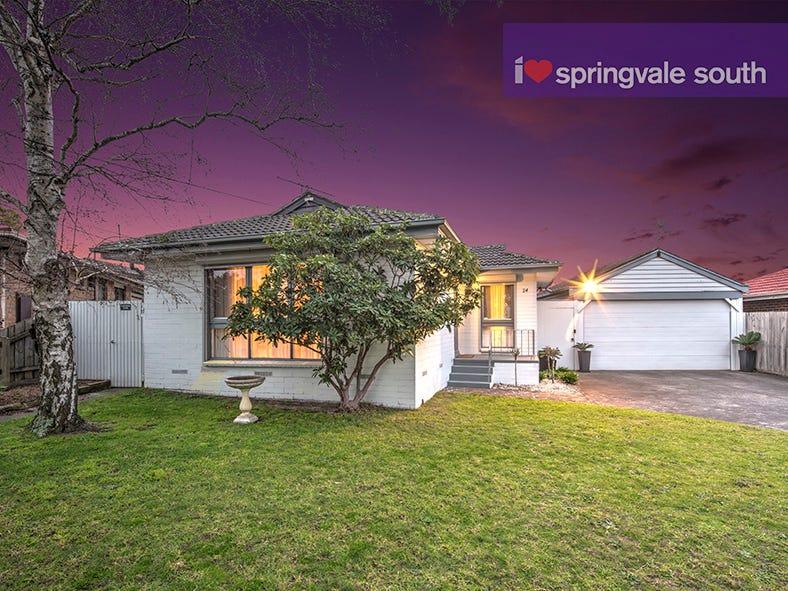 24 Cambridge Drive, Springvale South, Vic 3172