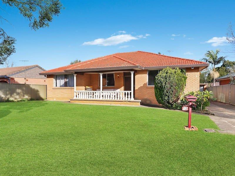 15 Owen Stanley Road, Glenfield, NSW 2167