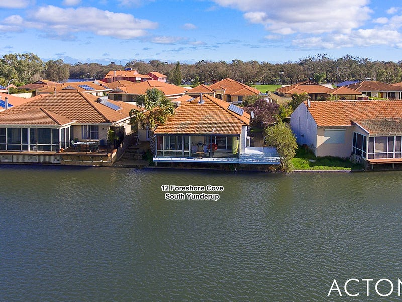 12 Foreshore Cove, South Yunderup, WA 6208