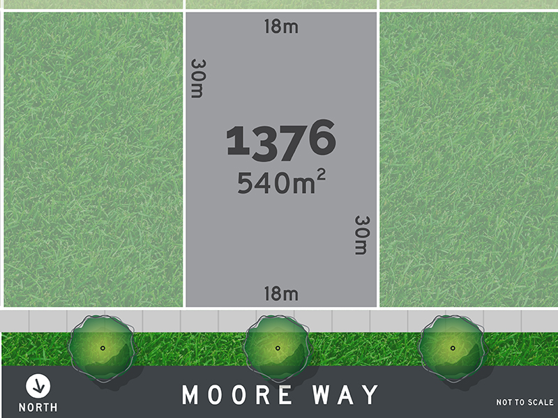 Lot 1376, Moore Way, Lucas, Vic 3350