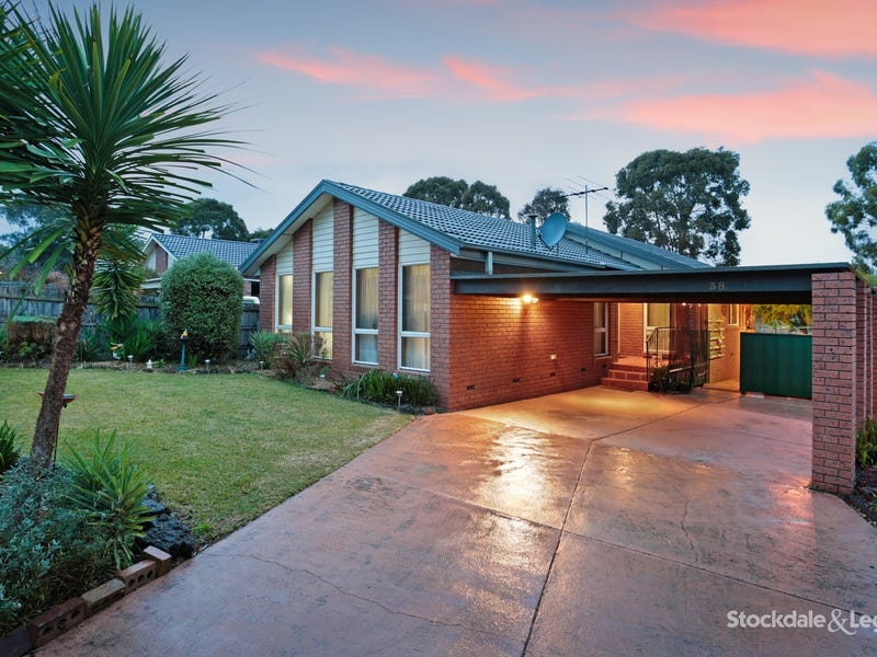 38 Argyle Way, Wantirna South, Vic 3152