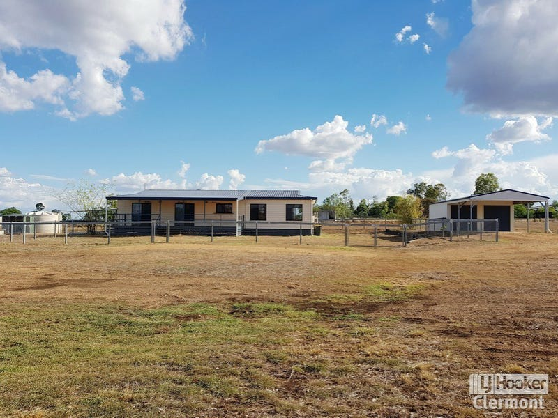 69 Melrose Drive, Clermont, Qld 4721