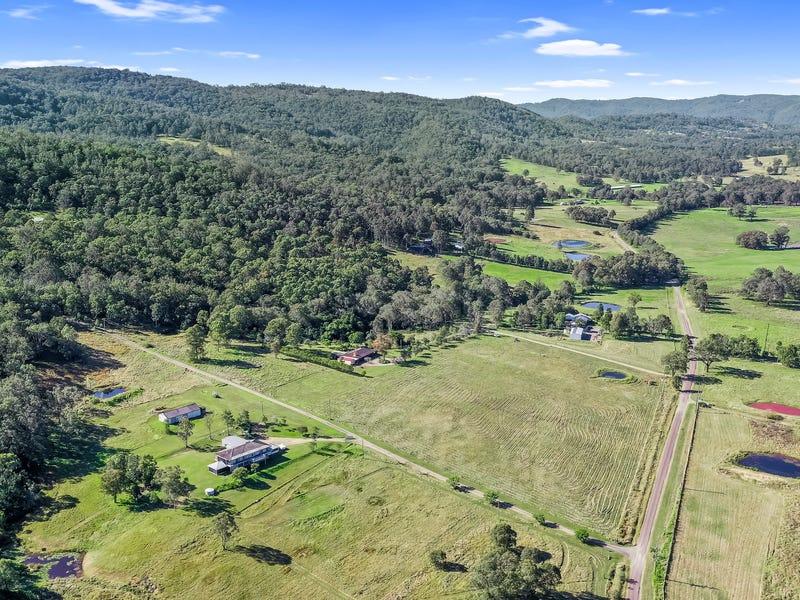 568 Webbers Creek Road, Paterson, NSW 2421
