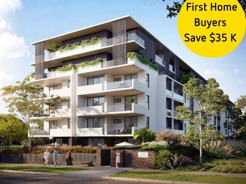 A101/8-10  Allawah Street, Blacktown, NSW 2148