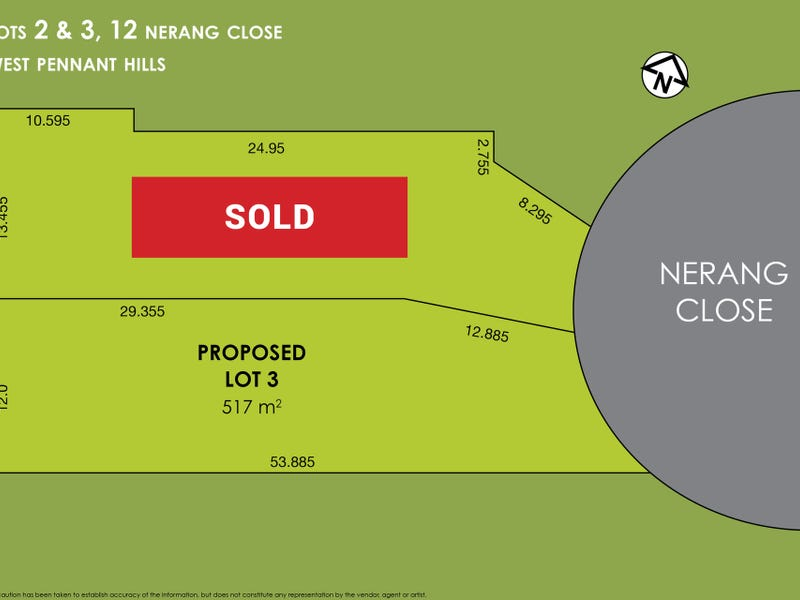 Lot 3, 12 Nerang Close, West Pennant Hills, NSW 2125