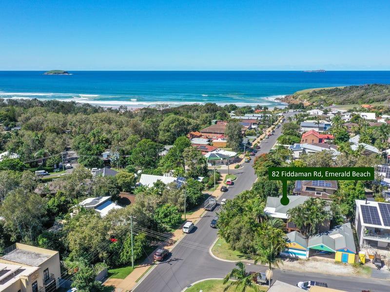 82 Fiddaman Road, Emerald Beach, NSW 2456