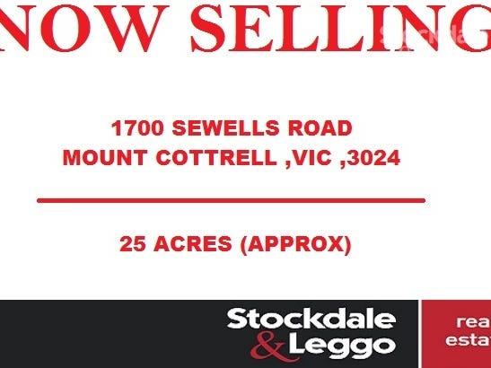 1700 Sewells Road, Mount Cottrell