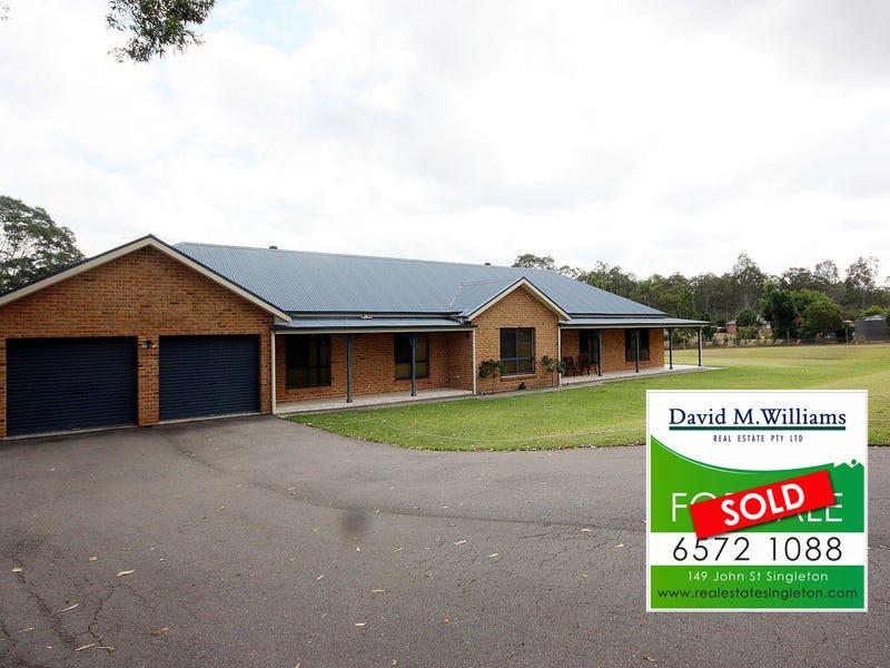 130 Brigadier Hammett Road, Singleton, NSW 2330