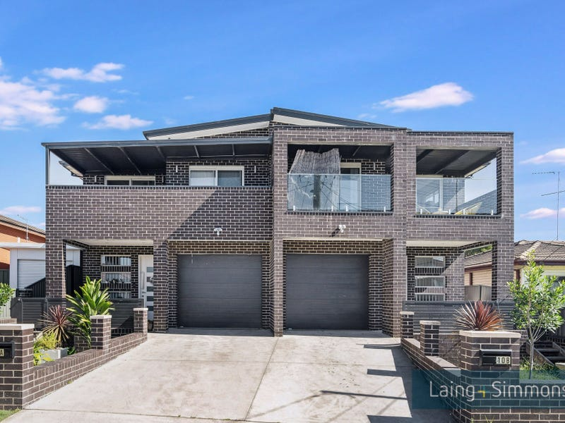 10A & 10B  Eddy Street, Merrylands West, NSW 2160