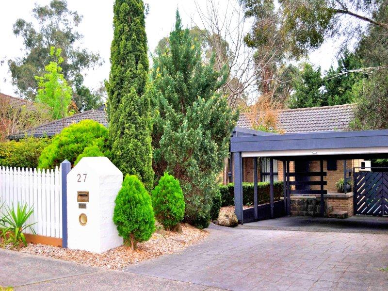 27  Glen Katherine Drive, St Helena, Vic 3088