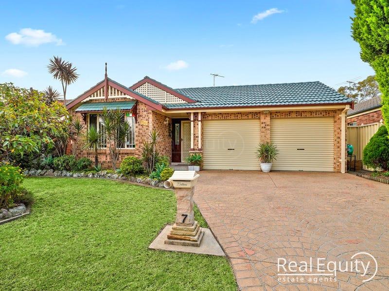 7 Orara Court, Wattle Grove, NSW 2173