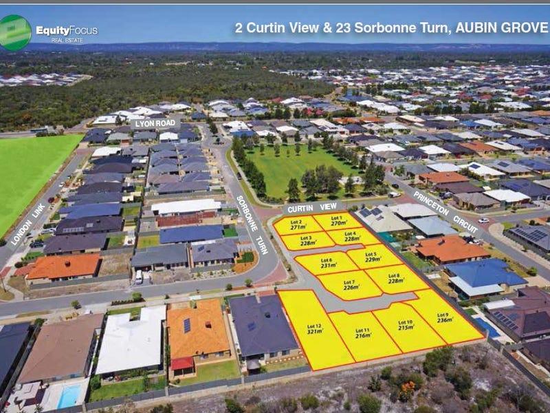 Lot 1, 4 Curtin View, Aubin Grove, WA 6164