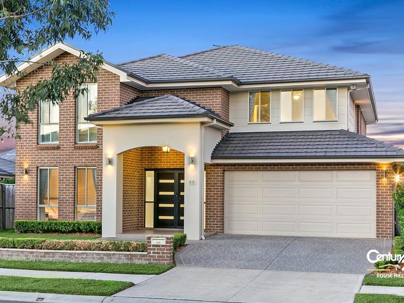 50 Ivory Street, The Ponds, NSW 2769
