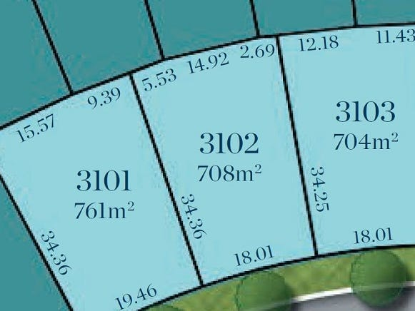 Lot 3102, Settlers Boulevard, Chisholm, NSW 2322