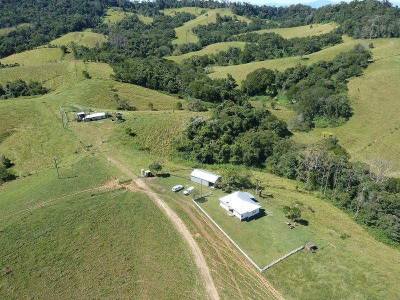 371 Up River Road, Eungella, Qld 4757