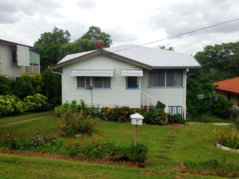 7 Pearson Street, West Rockhampton, Qld 4700