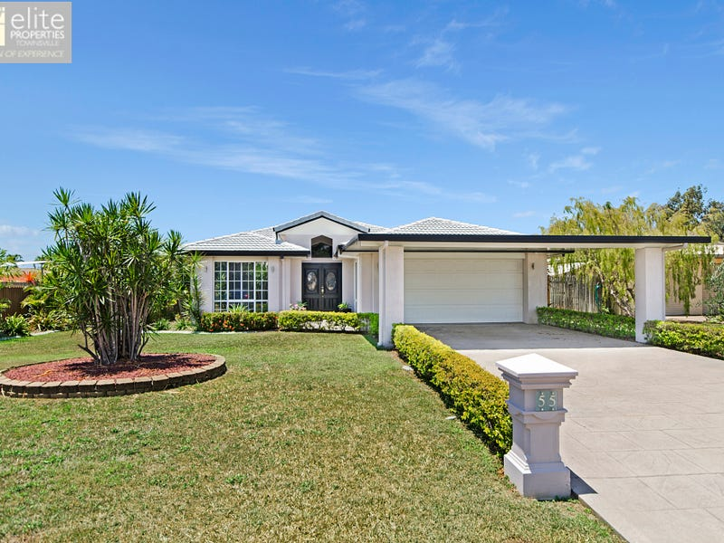 55 Wave Hill Drive, Annandale, Qld 4814