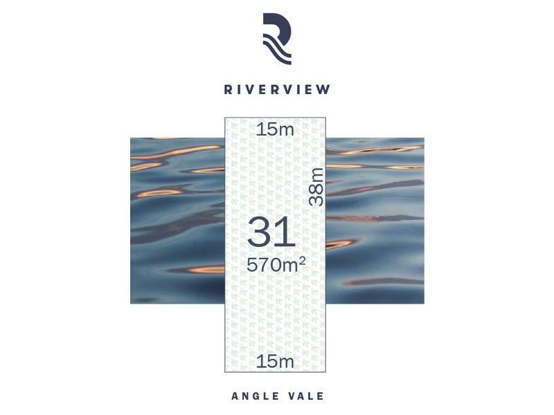 Lot 31 Riverview Estate, Angle Vale