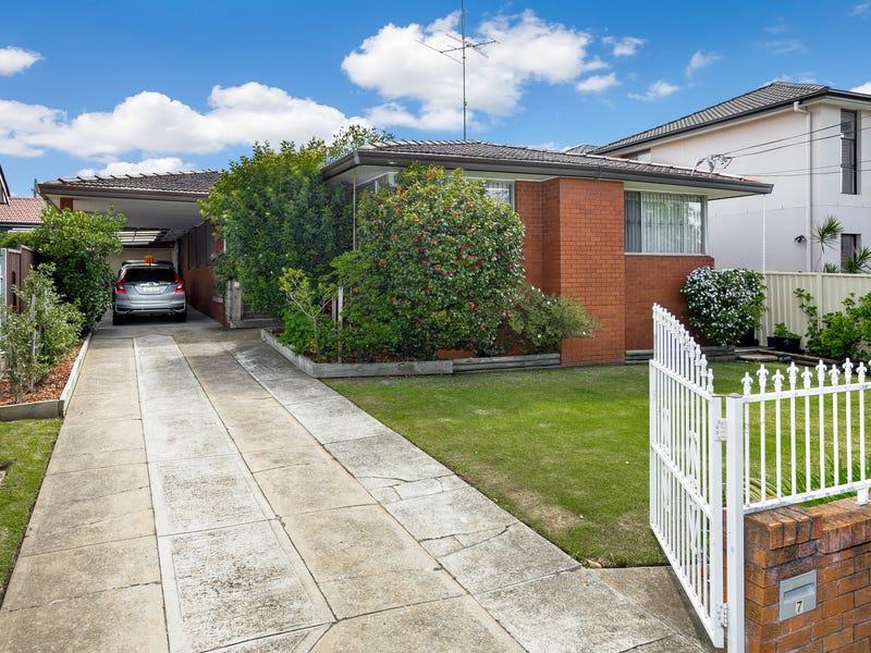 7 Dalley Street, Lidcombe, NSW 2141