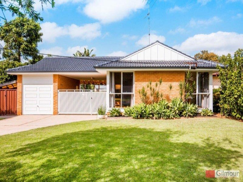 4 Martindale Avenue, Baulkham Hills, NSW 2153