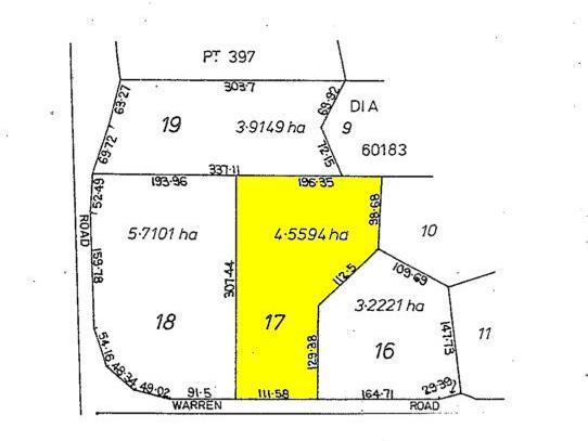 Lot 17, Lot 17 Warren Road, Millbrook, WA 6330