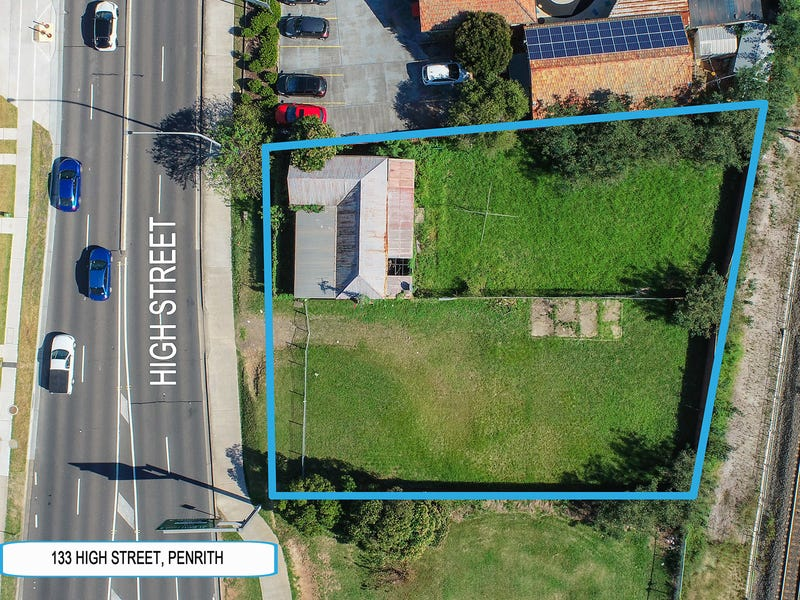 133 High Street, Penrith, NSW 2750